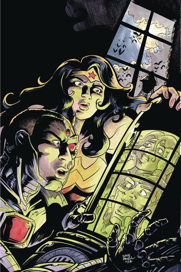 Dark Horse / DC Comics Black Hammer Justice League #3 of 5 Comic Book [Jill Thompson Cover B]