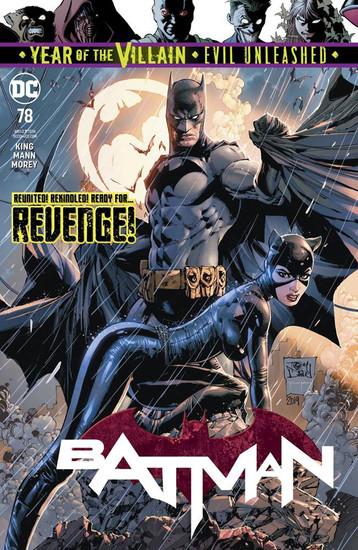 DC Batman #78 Year of the Villain Comic Book
