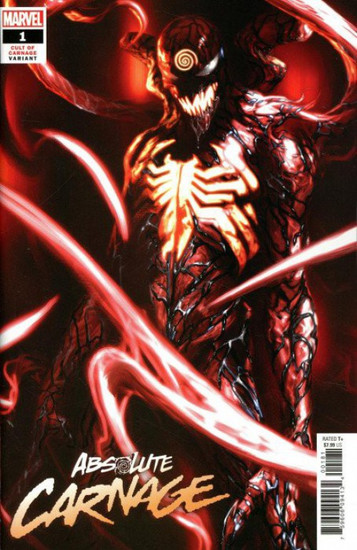 Marvel Comics Absolute Carnage #1 Comic Book [Gabriele Dell'Otto Variant Cover]