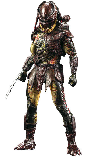 Predators Berserker Predator Exclusive Action Figure [Masked]