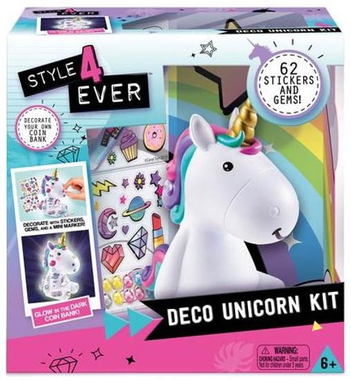 Style 4 Ever Unicorn [Damaged Package]