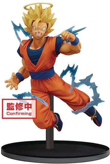 Dragon Ball Z: Dokkan Battle Super Sayian 2 Goku Collectible PVC Figure