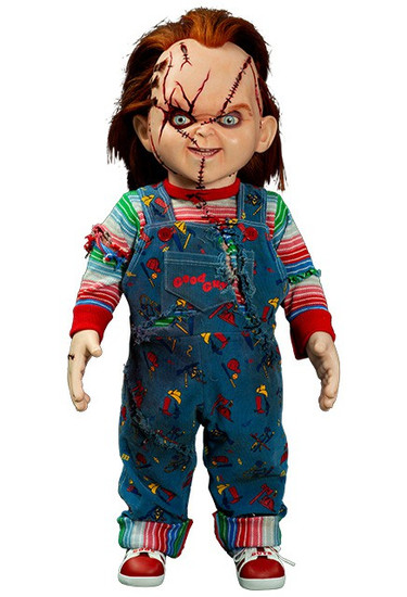 Child's Play Seed of Chucky Chucky 30-Inch Prop Replica [Non-Refundable Deposit]