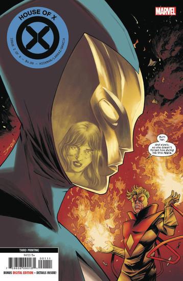 Marvel Comics House of X #2 Comic Book [3rd Printing]