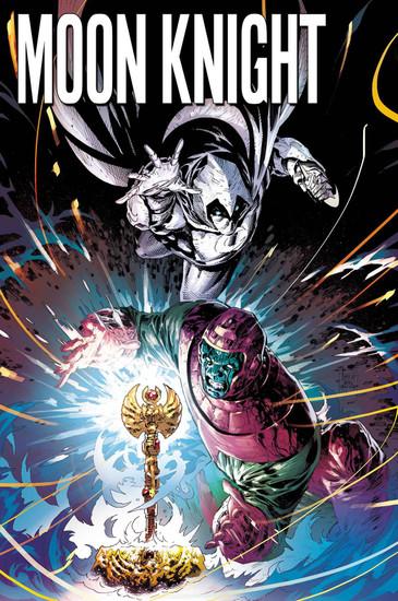 Marvel Comics Moon Knight Annual 1 Comic Book
