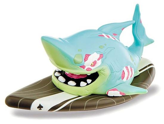 Shreddin' Sharks Mega Maximus Figure