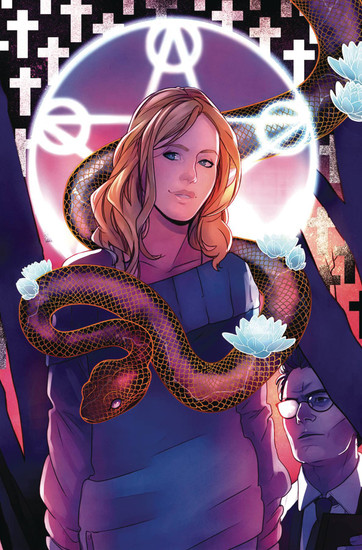 Boom Studios Buffy The Vampire Slayer #8 Comic Book [Matthews Connecting Cover C]