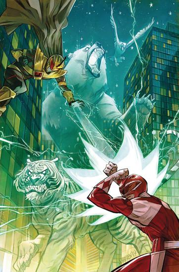 Boom Studios Go Go Power Rangers #23 Necessary Evil Comic Book
