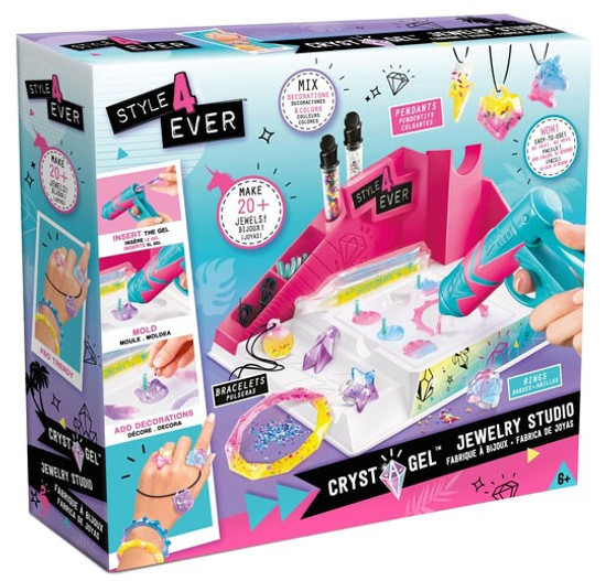 Style 4 Ever Cryst-A-Gel Jewelry Studio