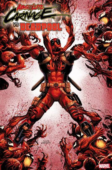 Marvel Comics Absolute Carnage Vs. Deadpool #3 of 3 Comic Book