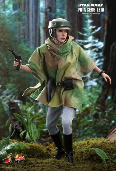 Star Wars Return of the Jedi Movie Masterpiece Princess Leia Collectible Figure MMS549 [Return of the Jedi]