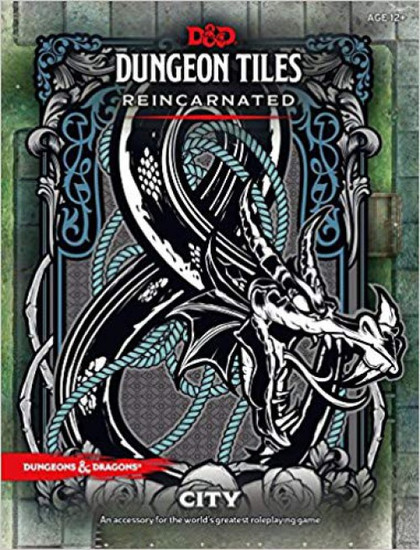 Dungeons & Dragons Dungeon Tiles Reincarnated City