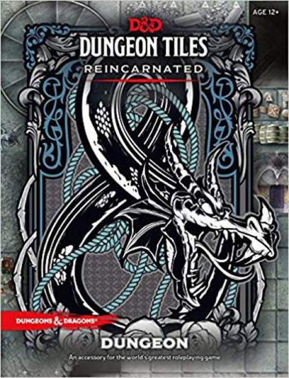 Dungeons & Dragons Dungeon Tiles Reincarnated Dungeon