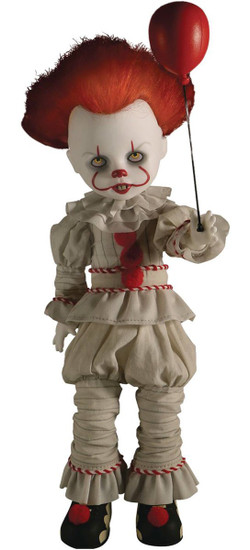 Living Dead Dolls It Movie (2017) Pennywise 10-Inch Doll