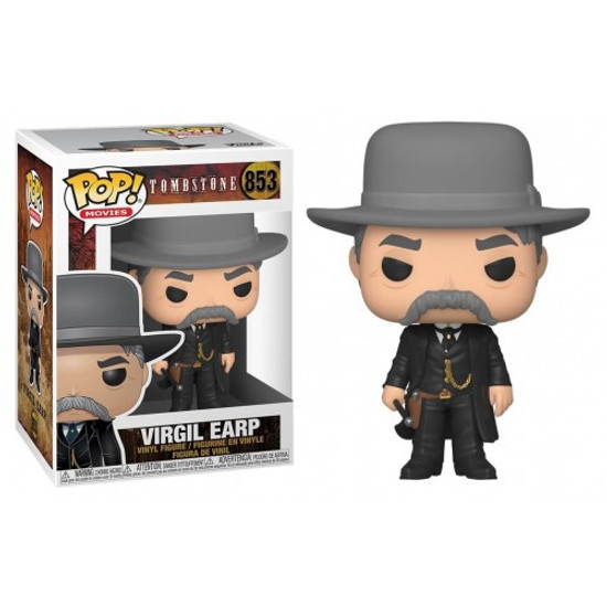 Funko Tombstone POP! Movies Virgil Earp Vinyl Figure #853