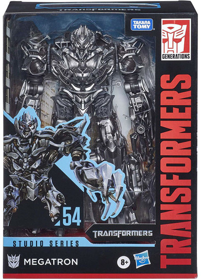 Transformers Generations Studio Series Megatron Voyager Action Figure #54 [#54]