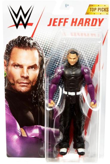 WWE Wrestling Top Picks 2019 Jeff Hardy Action Figure