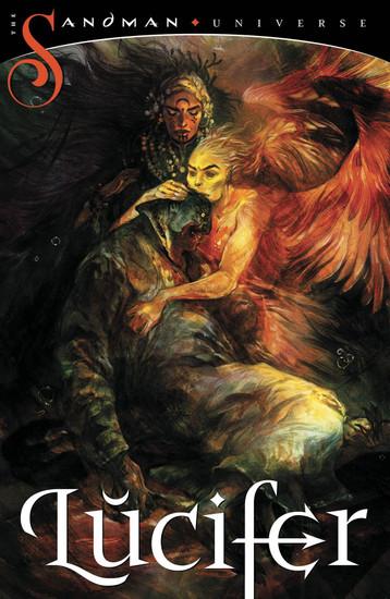DC Lucifer #13 The Sandman Universe Comic Book
