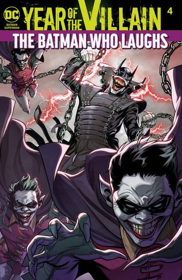 DC Batman Superman #4 Comic Book [Acetate Cover]