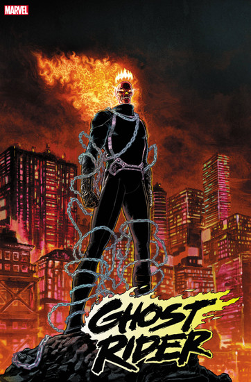 Marvel Comics Ghost Rider #1 Comic Book [Aaron Kuder Variant Cover]