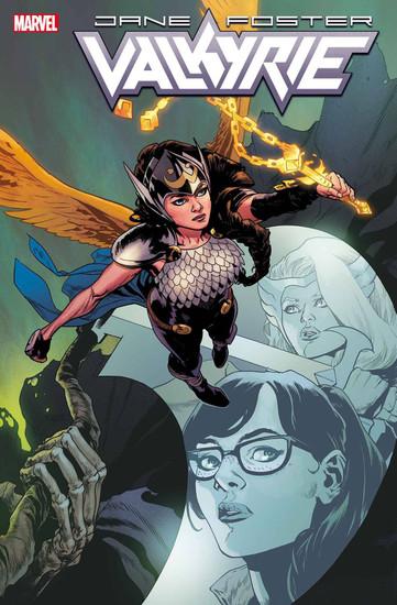 Marvel Comics Valkyrie Jane Foster #4 Comic Book