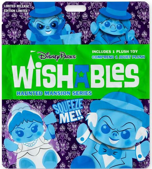 Disney Wishables Haunted Mansion Micro Plush Mystery Pack [1 RANDOM Figure]