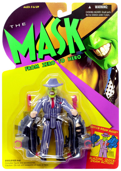 The Mask Quick-Draw Mask Action Figure