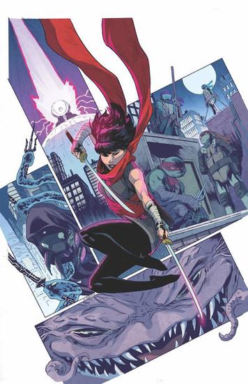 IDW Teenage Mutant Ninja Turtles Ongoing #97 Comic Book [Cory Smith Variant Cover]