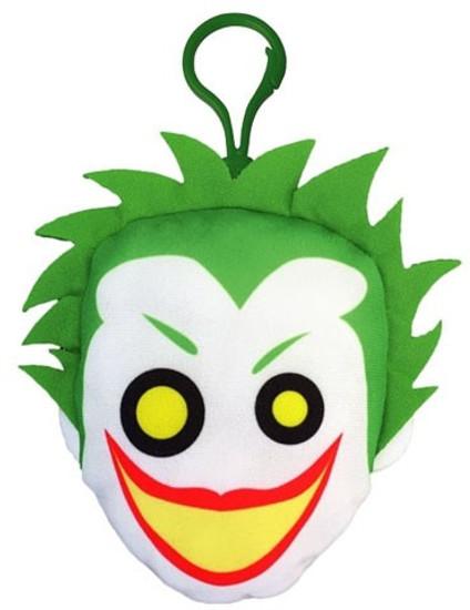 DC Emoji Nerd Vault Joker Plush