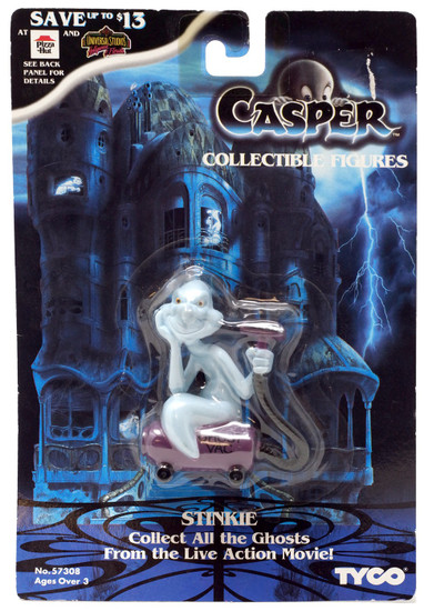 Casper Stinkie Collectible Figure