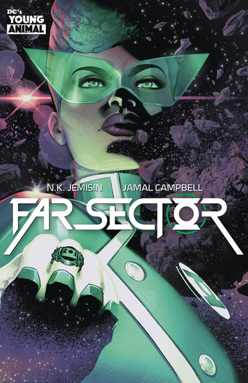 DC Young Animal Far Sector #1 of 12 Comic Book
