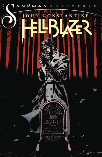 DC John Constantine Hellblazer #1 The Sandman Universe Comic Book
