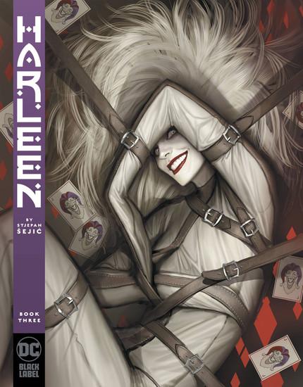 DC Black Label Harleen #3 Comic Book [Stjepan Sejic]