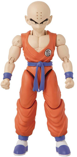 Dragon Ball Z Dragon Stars Series 14 Krillin Action Figure