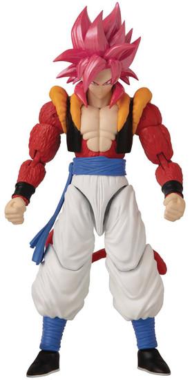 Dragon Ball GT Dragon Stars Series 14 Super Saiyan 4 Gogeta Action Figure
