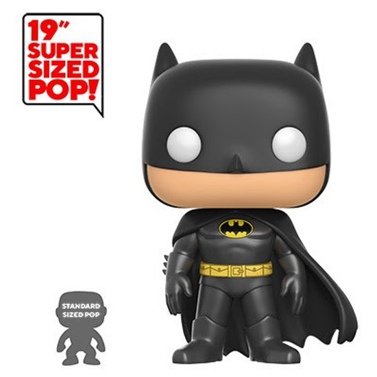 Funko DC Universe POP! Heroes Batman 19-Inch Vinyl Figure [Super Sized!]