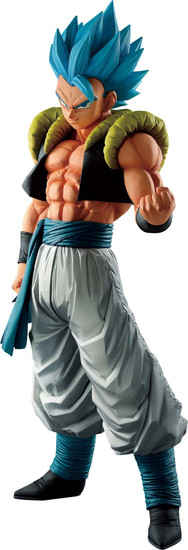 Dragon Ball Ichiban Super Saiyan God Super Saiyan Gogeta 13-Inch Collectible PVC Figure [Extreme Saiyan]