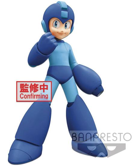 Grandista Mega Man 10-Inch Collectible PVC Figure