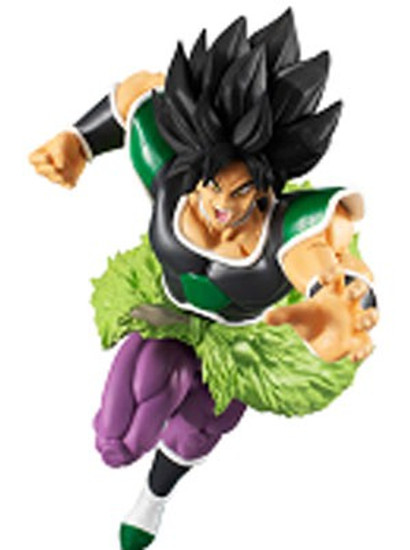 Dragon Ball Styling Super Saiyan Broly 4.7-Inch PVC Statue [Rage Mode]