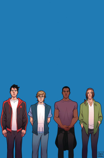 Boom Studios Go Go Power Rangers #23 Necessary Evil Comic Book [Amelia Vidal Variant Cover]
