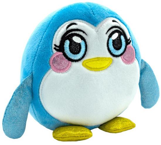 MushMeez Penguin 6-Inch Medium Plush