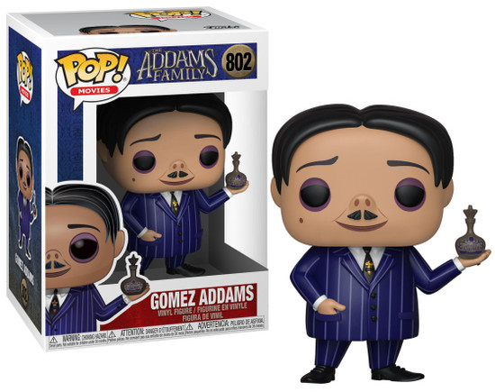 Funko The Addams Family POP! Movies Gomez Vinyl Figure