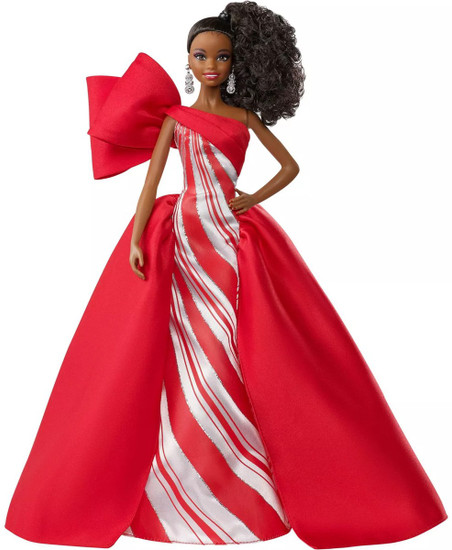 Signature 2019 Holiday Barbie Barbie Doll [African American]
