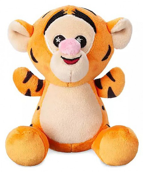 Disney Wishables Many Adventures of Winnie the Pooh Tigger Exclusive 5-Inch Micro Plush