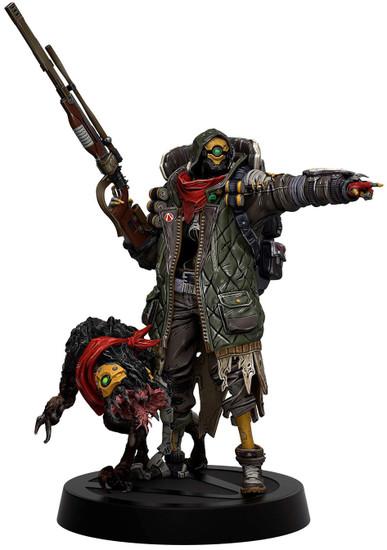 Figures of Fandom: Borderlands 3 Fl4k the Beastmaster & Skag 13.6-Inch PVC Statue