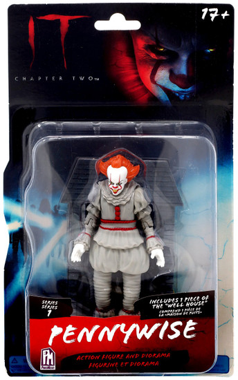 IT: Chapter Two Series 1 Pennywise Action Figure
