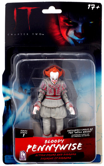 IT: Chapter Two Series 1 Bloody Pennywise Action Figure