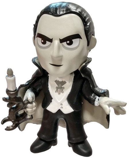 Funko Universal Monsters Dracula Exclusive 1/6 Mystery Minifigure [with Candle, Black & White Loose]
