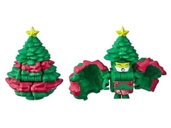 Transformers BotBots Series 3 Wizengreen Mystery Minifigure [Seasons Greeters Loose]