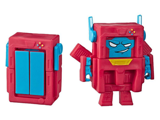 Transformers BotBots Series 3 D-Pad Chad Mystery Minifigure [Playroom Posse Loose]